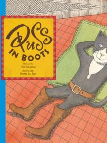 Puss in Boots (Rabbit Ears Set 4) - Eric Metaxas, Pierre Le-Tan