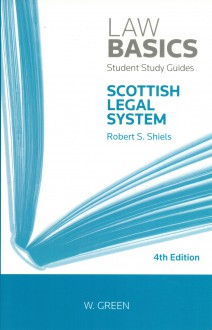 Scottish Legal System LawBasics - Robert Shiels