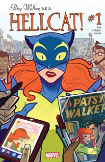 Patsy Walker, A.K.A. Hellcat! (2015-) #1 - Brittney Williams, Kate Leth