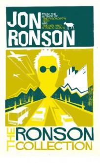 Lost At Sea: The Jon Ronson Mysteries - Jon Ronson