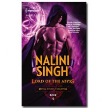 Lord of the Abyss (Royal House of Shadows, #4) - Nalini Singh