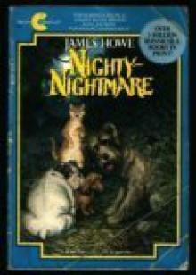 Nighty-Nightmare (Bunnicula) - James Howe
