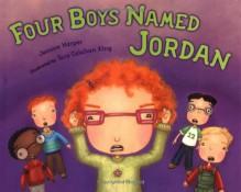 Four Boys Named Jordan - Jessica Harper, Tara Calahan King