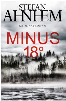 Minus 18 Grad (Ein Fabian-Risk-Krimi 3) - HörbucHHamburg HHV GmbH,Stefan Ahnhem,David Nathan
