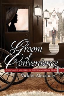 Groom of Convenience - Vicktor Alexander