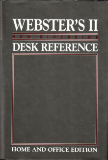 Webster's II: Desk Reference - James B. Simpson