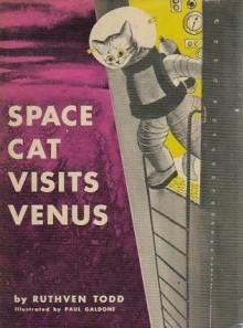 Space Cat Visits Venus - Ruthven Todd, Paul Galdone