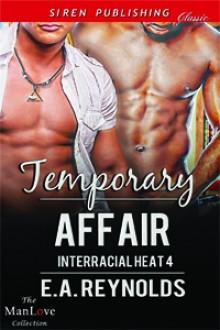 Temporary Affair - E.A. Reynolds