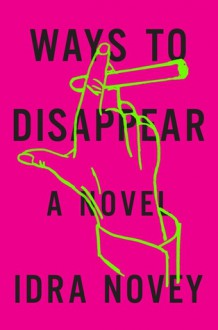 Ways to Disappear - Idra Novey