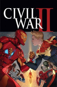 Civil War II - Brian Michael Bendis,David Marquez