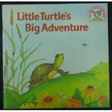 Little Turtle's Big Adventure - David Lee Harrison