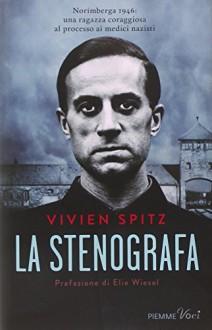 La stenografa - M. Lunardelli,Viven Spitz