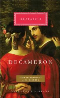 Decameron - Giovanni Boccaccio, J.G. Nichols