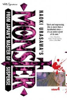 Naoki Urasawa's Monster, Volume 4: Ayse's Friend - Naoki Urasawa,浦沢 直樹,Hiroki Shirota