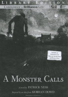 A Monster Calls: Inspired by an Idea from Siobhan Dowd (MP3 on CD) - Patrick Ness