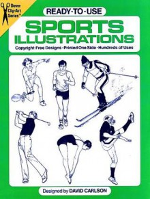 Ready-to-Use Sports Illustrations - David Carlson