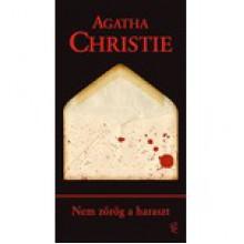 Nem zörög a haraszt - Gabriella Prekop, Agatha Christie
