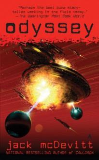 Odyssey (Engines of God, #5) - Jack McDevitt