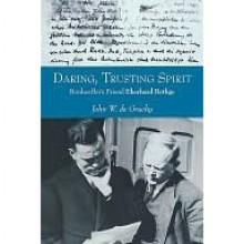 Daring, Trusting Spirit - John De Gruchy