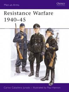 Resistance Warfare 1940-45 - Carlos Jurado