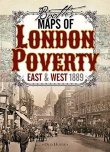 Booths Maps of London Poverty, 1889 (Old House) - Charles Booth