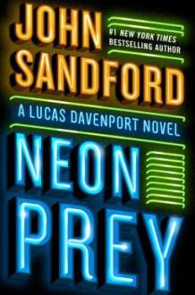 Neon Prey (Lucas Davenport #29) - John Sandford