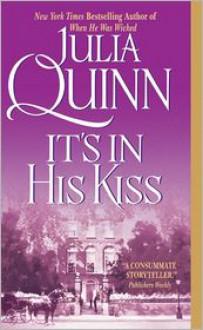 It's in His Kiss (Bridgerton Series #7) -
