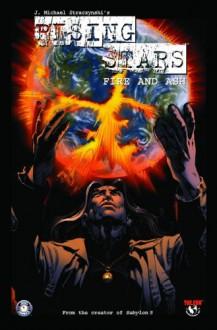 Rising Stars: Fire and Ash - J. Michael Straczynski, Brent Anderson