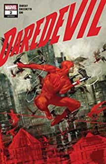 Daredevil (2019-) #2 - Chip Zdarsky,Julian Totino Tedesco