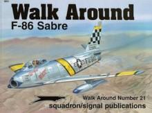 F-86 Sabre - Walk Around No. 21 - Larry Davis