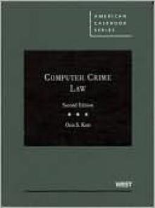 Computer Crime Law - Orin Kerr