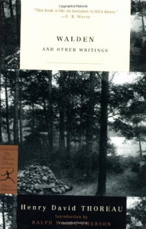 Walden and Other Writings - Henry David Thoreau, Peter Matthiessen