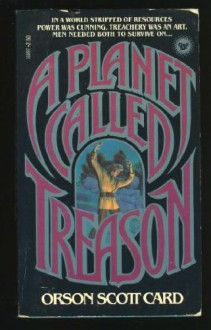 A Planet Called Treason - Orson Scott Card