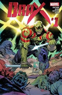 Drax (2015-) #1 - CM Punk,Cullen Bunn,Scott Hepburn