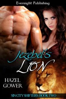 Jezebel's Lion - Hazel Gower