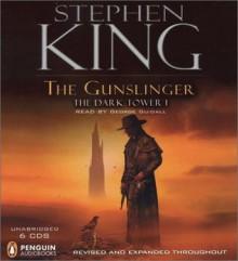The Gunslinger - George Guidall, Stephen King