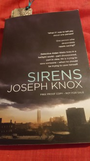 Sirens - Joseph B. Knox