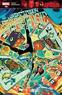 Doctor Strange (2015-) #388 - Donny Cates,Niko Henrichon,Mike Del Mundo