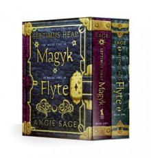 Septimus Heap Box Set: Magyk and Flyte (Septimus Heap, #1-2) - Angie Sage, Mark Zug