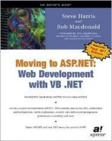 Moving to ASP.Net - Steve Harris