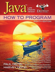 Java How to Program: Late Objects Version - Paul J. Deitel