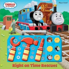 Play A Sound: Thomas & Friends: Right On Time Rescues - Publications International Ltd.