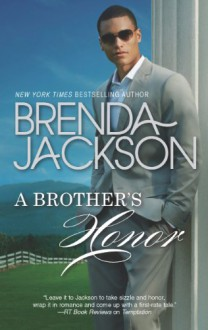 A Brother's Honor - Brenda Jackson
