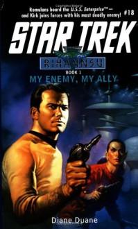 My Enemy, My Ally - Diane Duane