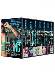 Sizzling 7: A New Adult Romance Box Set - Michael Malone, Marie Hall Ets, Cari Quinn, Brenna Aubrey, R.E. Butler, Violet Vaughn Zigler, Molly McLain