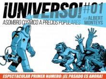 ¡Universo! #01 - Albert Monteys