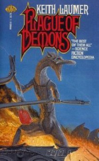 Plague of Demons - Keith Laumer