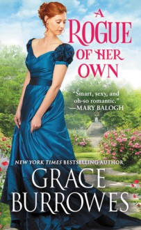 A Rogue of Her Own (Windham Brides) - Grace Burrowes