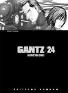 Gantz/24 - Hiroya Oku, Laurent Latrille