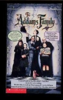The Addams Family - Elizabeth Faucher